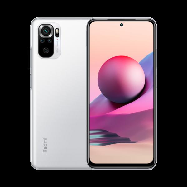 Xiaomi Redmi Note 10s белый