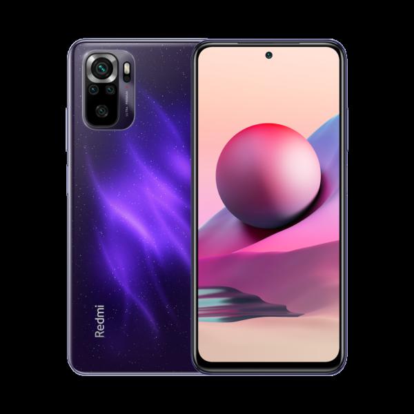 Xiaomi Redmi Note 10s фиолетовый