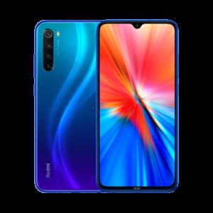Xiaomi Redmi Note 8 2021 синий