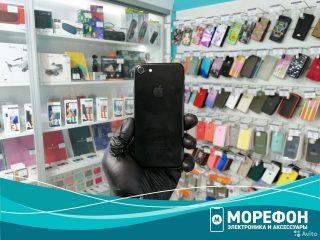 iPhone 7 128 GB черный