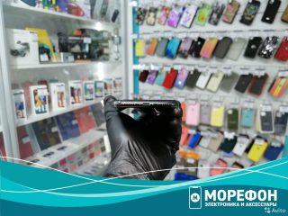 iPhone X 256 GB черный